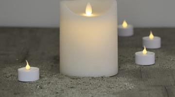 LED sviečka Exclusive