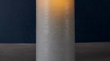 LED sviečka Exclusive 25cm x 10cm