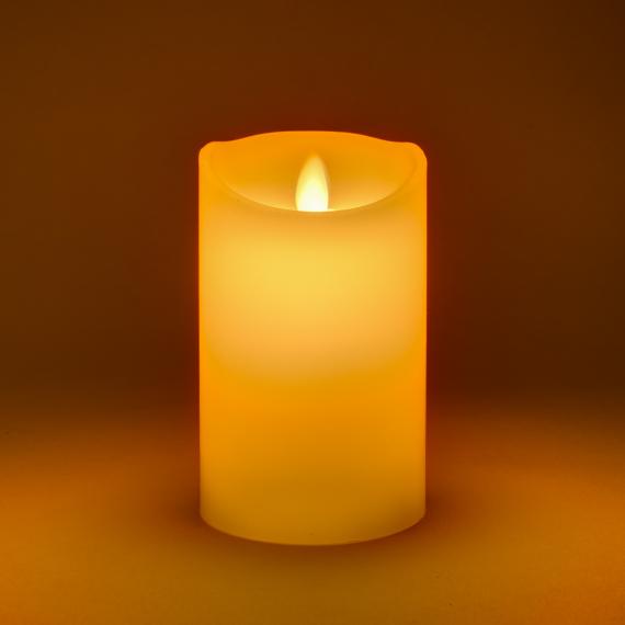 LED vosková sviečka 12