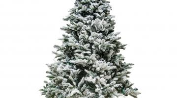 Vianočný stromček Flock 180cm