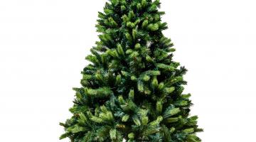 Vianočný strom Borovica 180cm 2D+3D ihličie