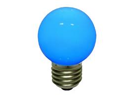 LED žiarovka - modrá