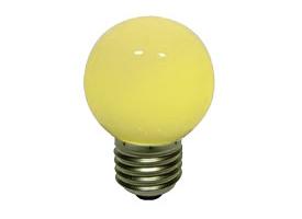 LED žiarovka - teplá biela