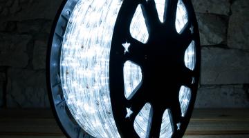 LED svetelná trubica - 100m