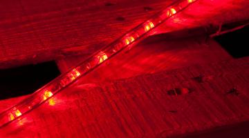 LED svetelná hadica - 1m