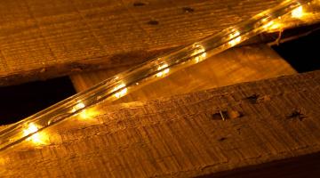 LED svetelná trubica - 1m