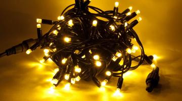 Vianočné osvetlenie vnútorné