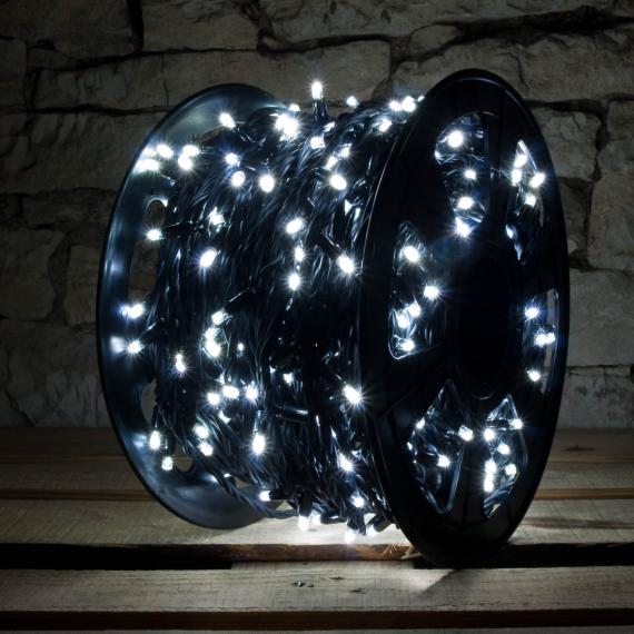LED reťaz 100m IP67