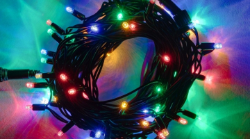 LED svetelná reťaz - 20m