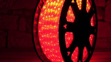 LED svetelná trubica - 50m