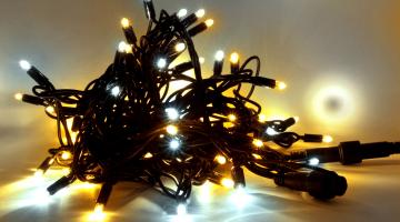 LED svetelná reťaz