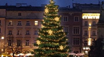 LED svetelná sada na strom 6-8m s dekormi EFD05W