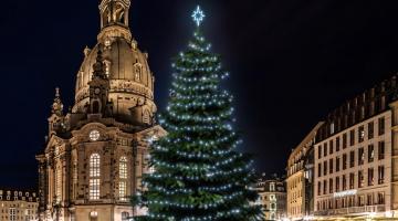 LED svetelná sada na strom 15-17m