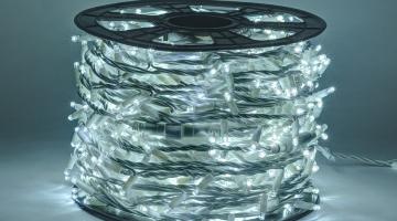 LED svetelná reťaz FLASH IP44- 100m