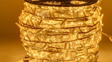 LED svetelná reťaz FLASH -2000diód