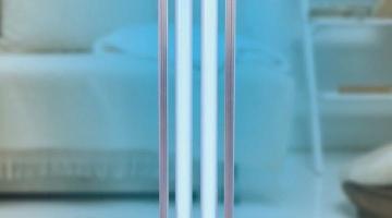 UV stolná lampa UL362S pre dezinfekciu priestorov